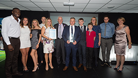 Club of the Year - Astley and Tyldesley Cycling Club