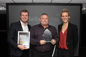 Record numbers nominated for Believe Sports Awards
