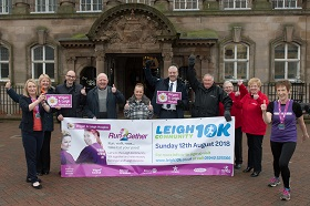 Get set for Leigh's second Community 10k