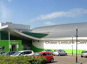 £500k investment in Chase Leisure Centre