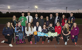 Funding Boost for Talented Athletes