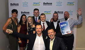 Nominations open for 2018 Believe Sports Awards