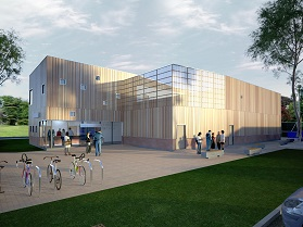 Work starts on Standish Leisure Centre