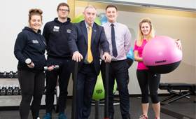 New Gym at Selby Leisure Centre