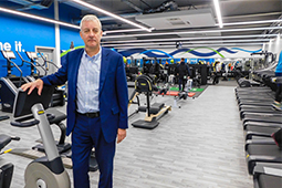 Robin Park's £3.5M makeover nears completion as new gym opens