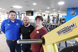 New year, new gym – all change at Rugeley Leisure Centre