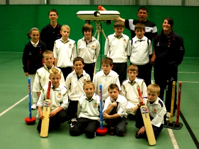 Wigan Cricket Development Group teams ready for batathon