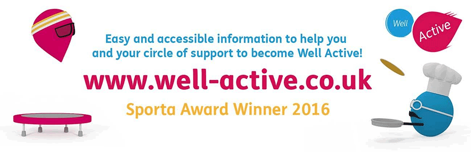 Visit our Well Active website