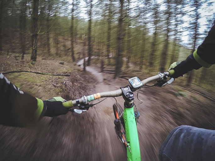 Try mountain biking with a free weekly course