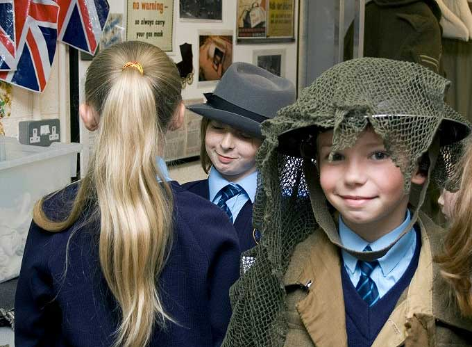 Museum of Cannock Chase education