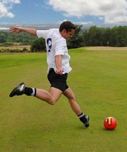 footgolf at haigh
