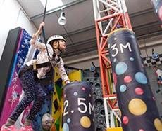 New Inclusive Climb and Play Sessions now at the Summit