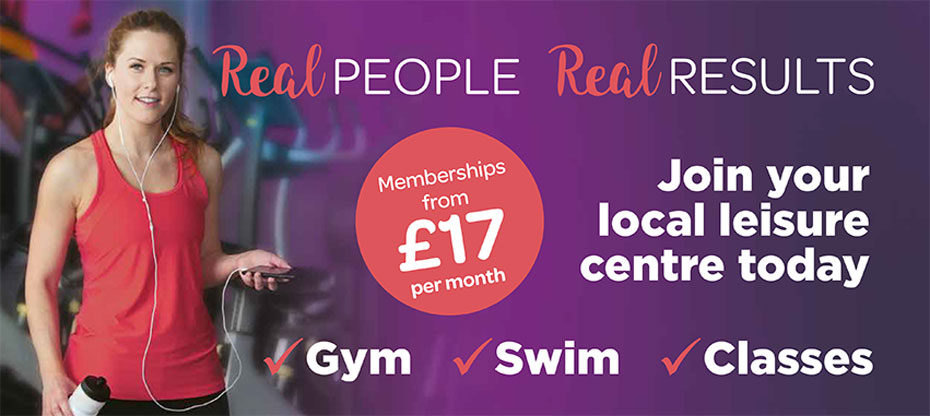Memberships from £17/month