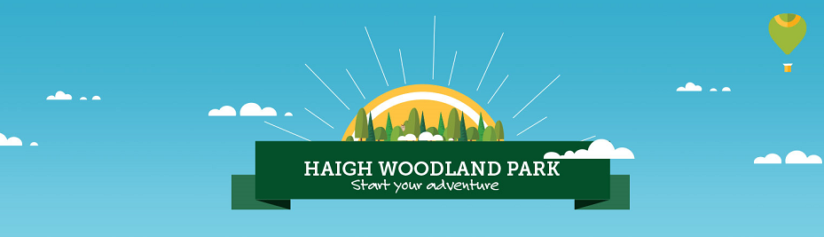 Experience the new Haigh Woodland Park
